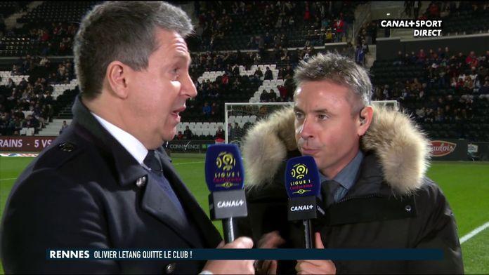 Olivier Pickeu (Manager général Angers) évoque le Président Chabane : Ligue 1 Conforama