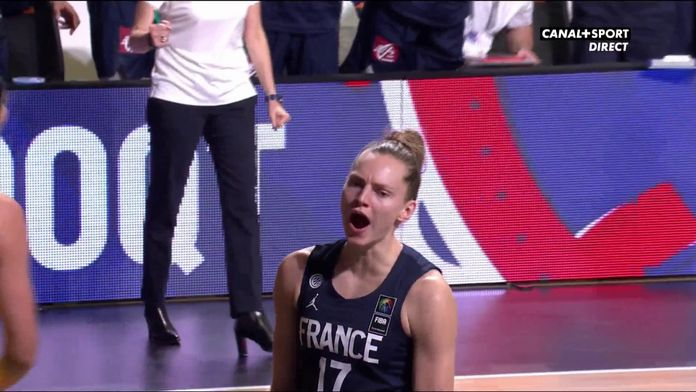 Le and-one de Marine Johannès ! : France / Brésil