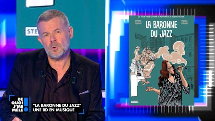 """""""La baronne du jazz"""" Une BD en musique"""