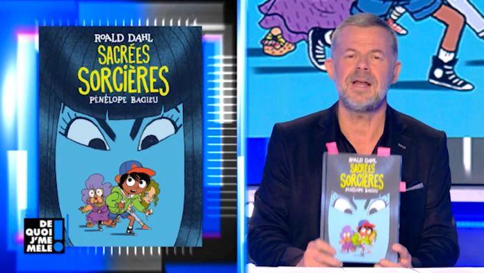 """""""Sacrées sorcières"""" La nouvelle BD de Pénélope Bagieu"""