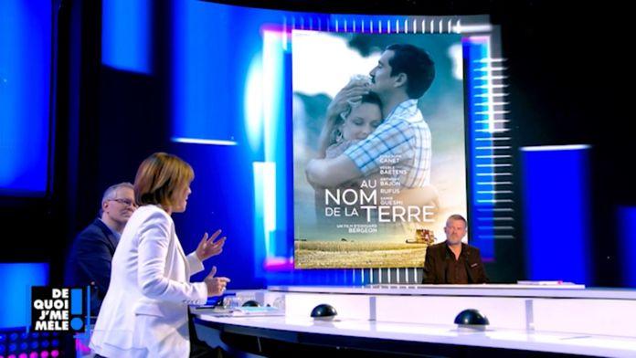 """Les chroniqueurs donnent leur avis sur le nouveau film de Édouard Bergeon """"Au nom de la terre"""""""