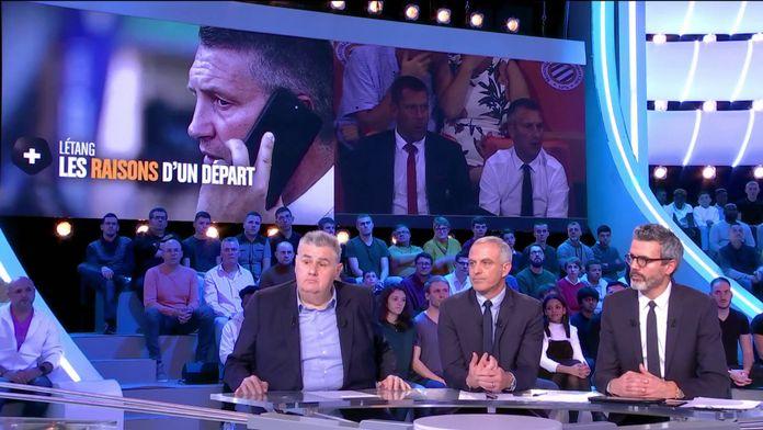 Rennes : le coup de gueule de Pierre Ménès sur le départ d'Olivier Létang : Canal Football Club