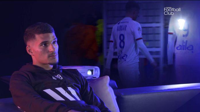 """""""Dans la tête d'Houssem"""" - Premier Épisode - La frustration : Canal Football Club"""