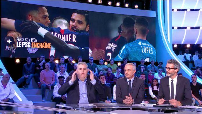 Le PSG enchaîne et le CFC débrief la masterclass de Leonardo : Canal Football Club