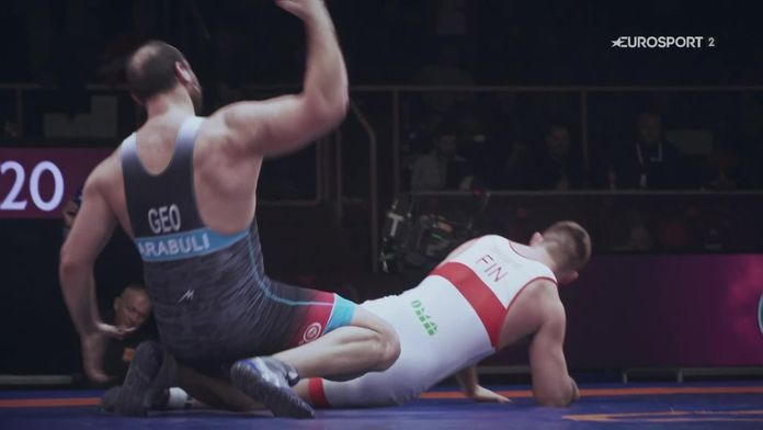 Sport de combat - Championnats d'Europe 2020
