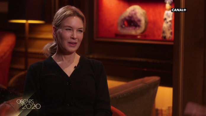 """Renée Zellweger : """"vous savez je ne suis pas une artiste de scène"""" - Oscars 2020"""