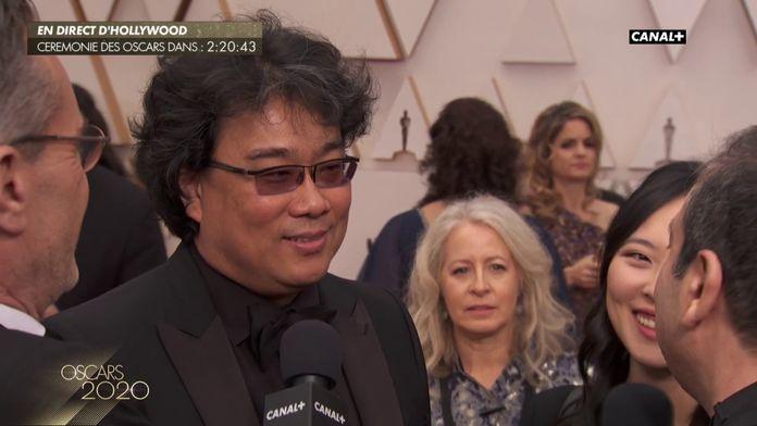 """Bong Joon-ho : """"Tout ce à quoi je peux penser c'est mon prochain projet"""" - Oscars 2020"""