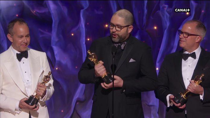 Toy Story 4 reçoit l'Oscar du meilleur film d'animation - Oscars 2020