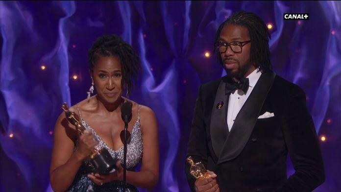 Hair Love - Meilleur court métrage d'animation - Oscars 2020