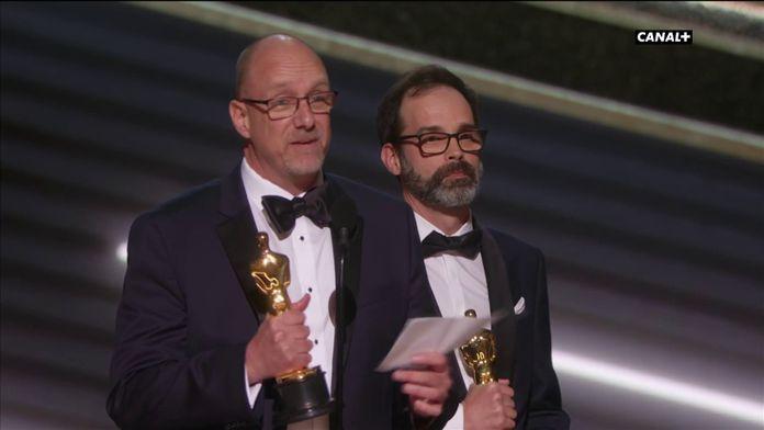 Le Mans 66 reçoit l'Oscar du meilleur montage  - Oscars 2020
