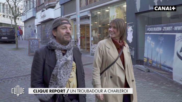 Un tour à Charleroi avec le dernier troubadour de France
