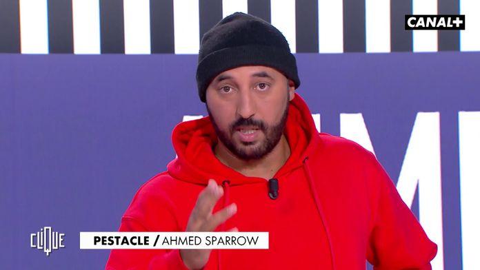 Ahmed Sparrow n'est pas un porte-parole