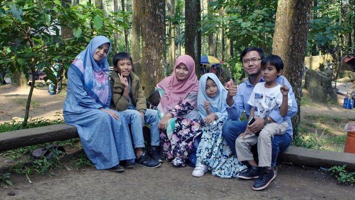 La polygamie en Indonésie