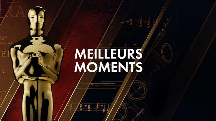 Les meilleurs moments des Oscars en 5 mn