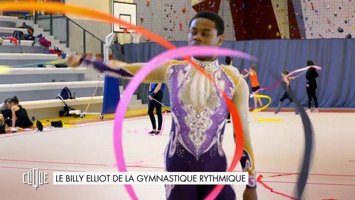 Le Billy Elliot de la gymnastique rythmique