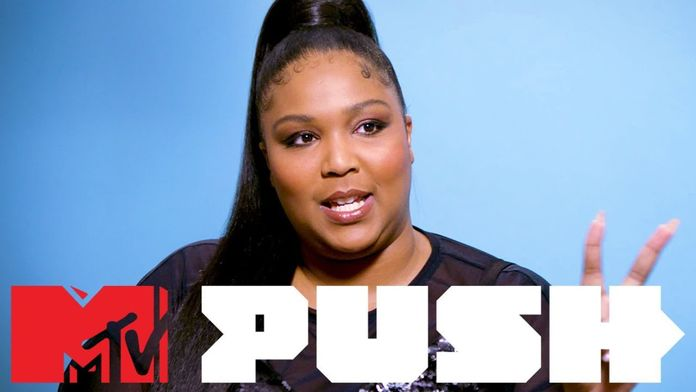 MTV PUSH Mai 2019 - LIZZOMTV PUSH Mai 2019 - LIZZO