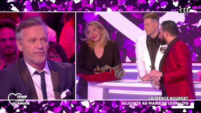Jean-Michel Maire se prend un râteau par Laurence Bourdet adjointe au maire de Levallois-Perret !