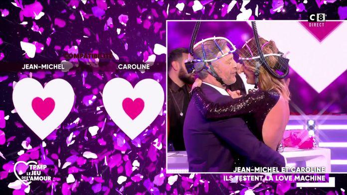 Jean-Michel Maire et Caroline Ithurbide fait l'un pour l'autre ?