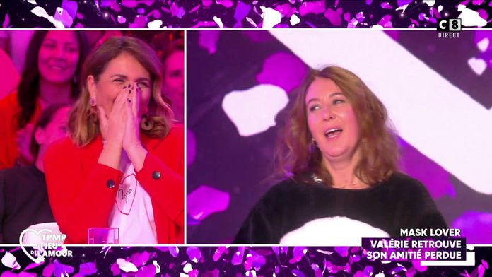 Valérie Bénaim retrouve Camille, son amie d'enfance avec qui elle a fait les 400 coups !