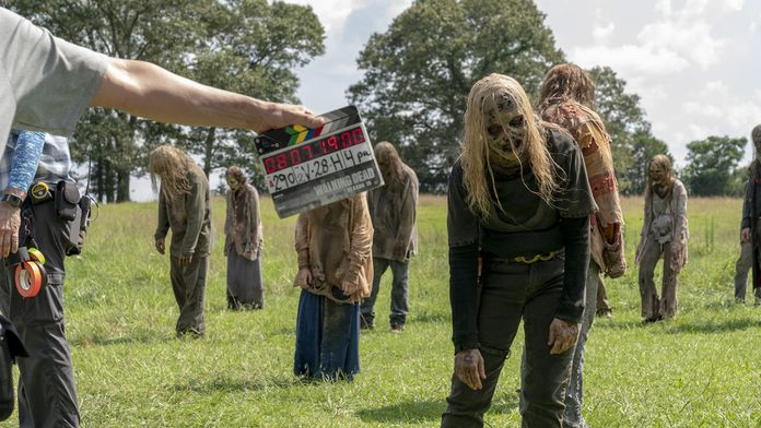 Making of The Walking Dead S10 - 1ère partie