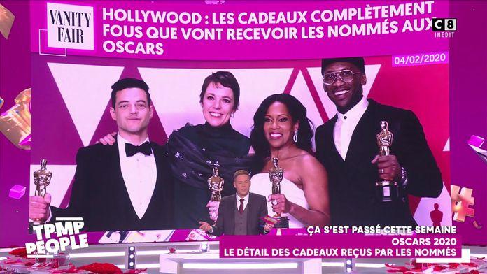 Oscars 2020 : Le détail des cadeaux reçus par les nommés