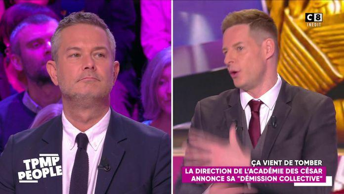 """La direction de l'académie des César annonce sa """"démission collective"""""""