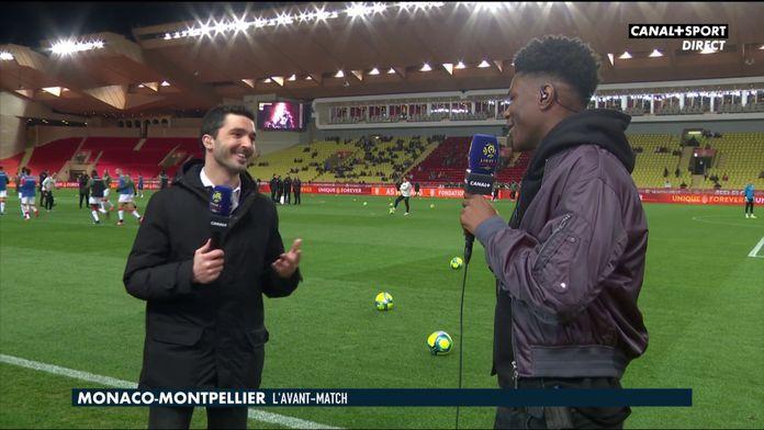 Aurélien Tchouaméni se confie sur son arrivée à Monaco : Ligue 1 Conforama