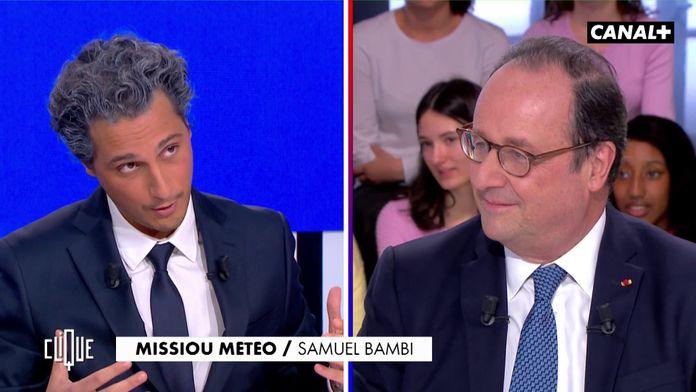 Samuel Bambi est Nicolas Sarkozy