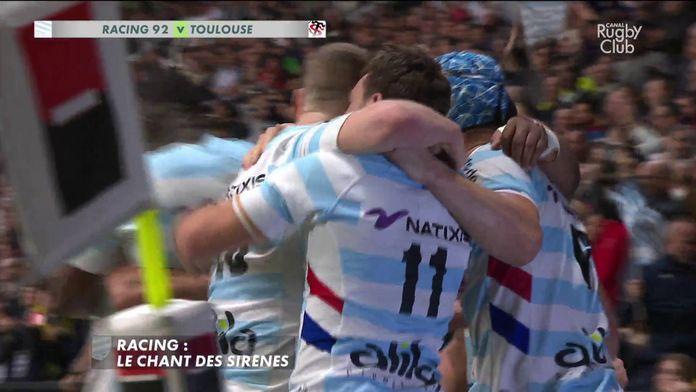 Le résumé de Racing 92 / Stade Toulousain : Canal Rugby Club