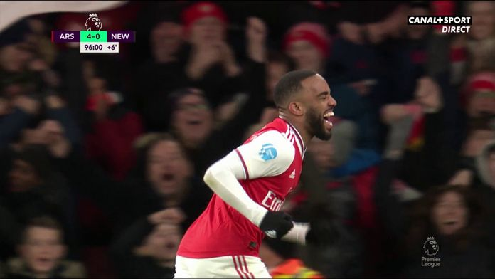 Arsenal / Newcastle : Lacazette marque enfin ! : Premier League - 26e journée