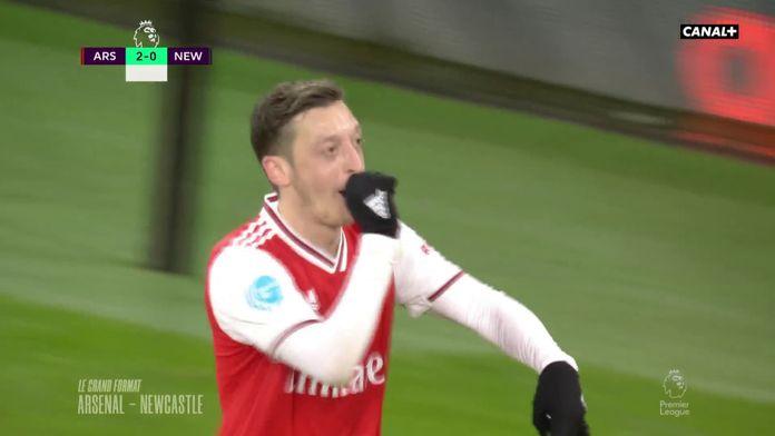 Le résumé d'Arsenal / Newcastle : King Of Ze Day