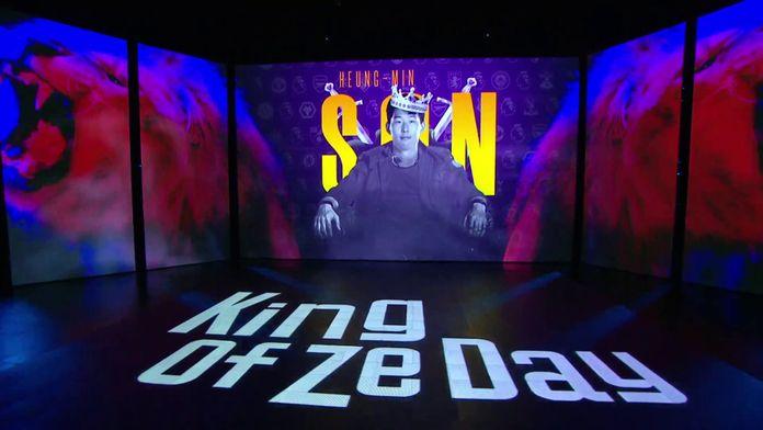 Son est le King Of Ze Day de la J26 ! : King Of Ze Day