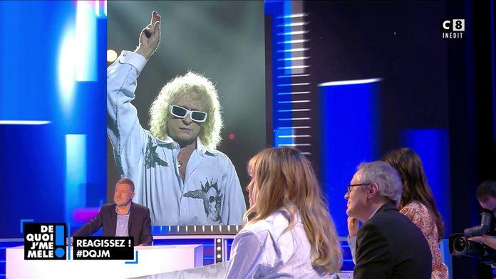 """Fabien Lecoeuvre à propos de Michel Polnareff : """"Il voulait me tuer !"""""""