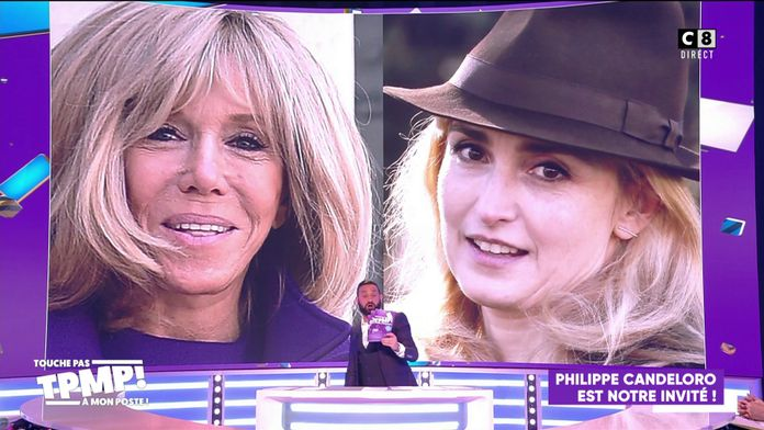 Brigitte Macron serait en froid avec Julie Gayet !