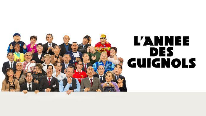 L'année des Guignols 2012