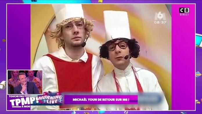 """Michaël Youn de retour sur M6 pour le """"Morning Night"""" !"""