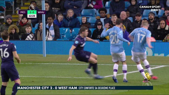 Le résumé de Manchester City / West Ham : Late Football Club