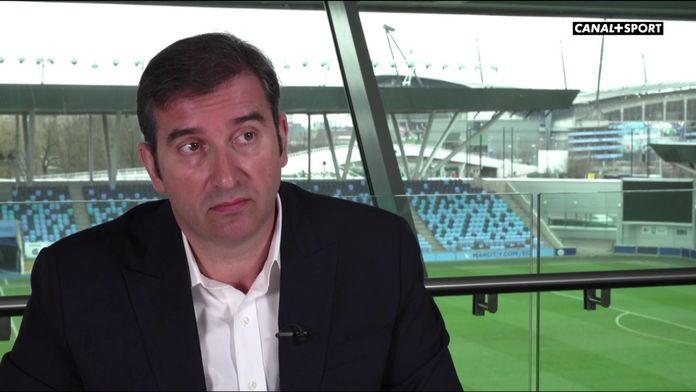 La réaction du directeur sportif de City : Ferran Soriano : Late Football Club