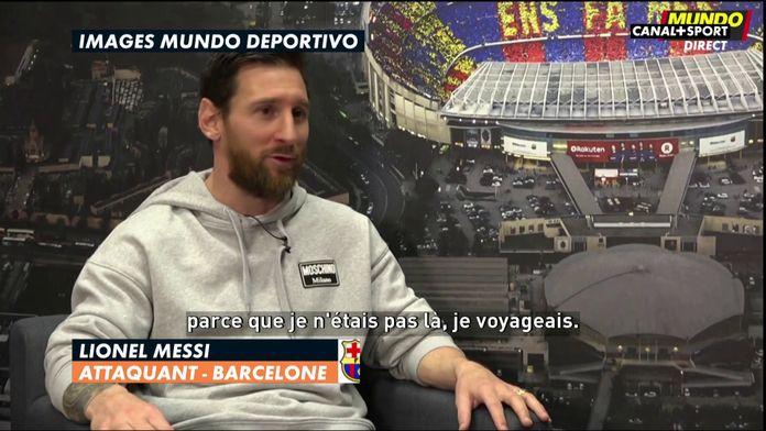 Barcelone - Messi réagit sur la situation du club catalan : Late Football Club