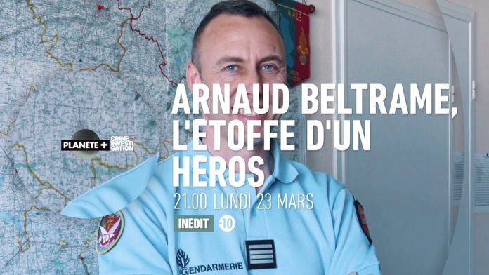 Arnaud Beltrame, l'étoffe d'un héros