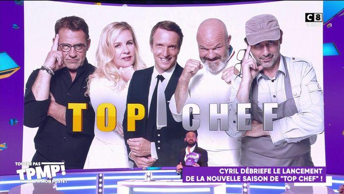 """Le débrief du lancement de la nouvelle saison de """"Top chef"""" sur M6"""