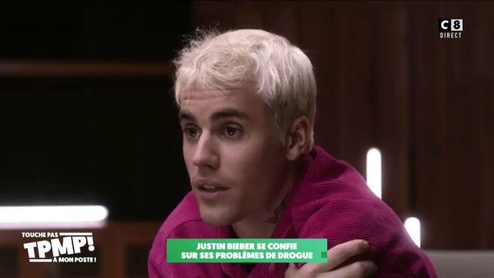 Justin Bieber se confie sur ses problèmes de drogue
