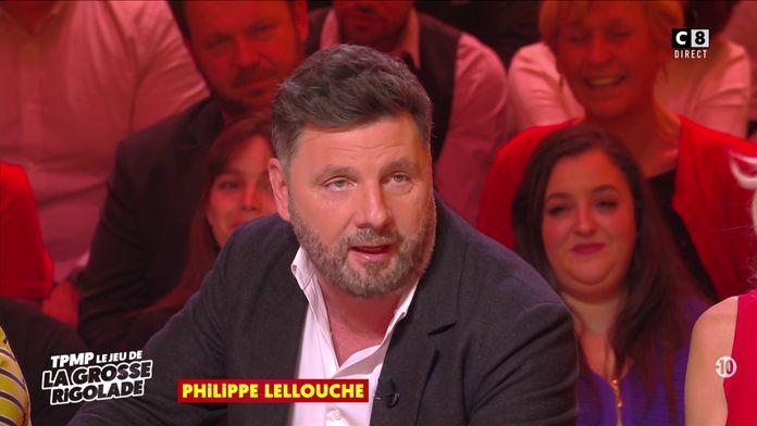 La blague tordante de Philippe Lellouche