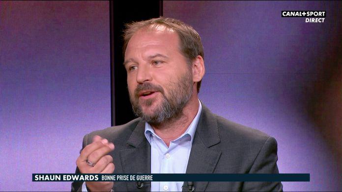 XV de France : Shaun Edwards, bonne prise de guerre : Late Rugby Club
