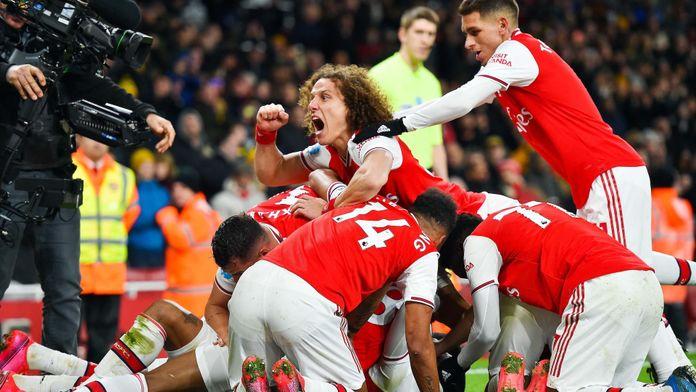 Olympiakos (Grc) / Arsenal (Gbr)