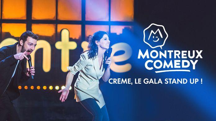 Montreux Comedy Festival: Crème, le gala stand up !
