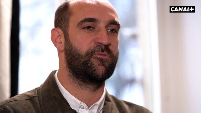 Edouard Bergeon et Anthony Bajon - Déjeuner des nommés - César 2020