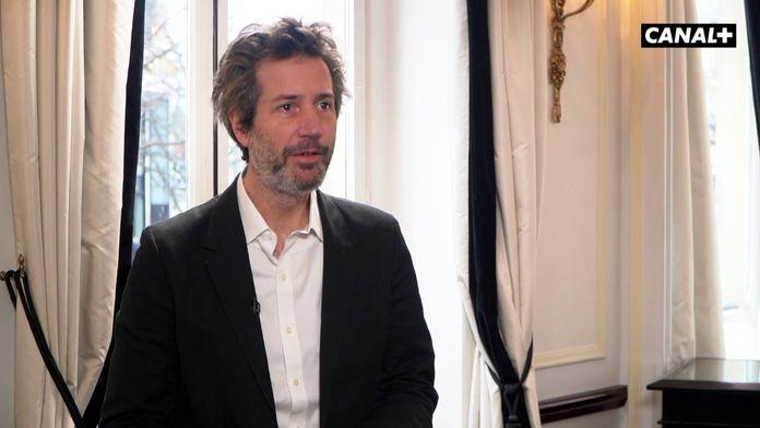 Antonin Baudry - Déjeuner des nommés - César 2020