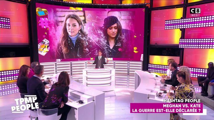 Meghan VS Kate : La guerre est-elle déclarée entre les deux femmes ?