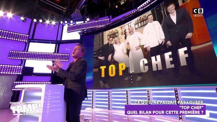 """Le bilan du lancement de la 11e saison de """"Top chef"""""""